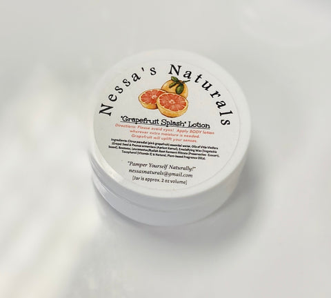 Grapefruit Splash Lotion