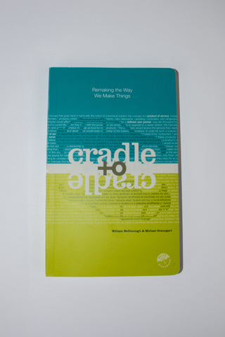 Cradle to Cradle book
