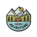 Seek Adventure Patch - George Brown College