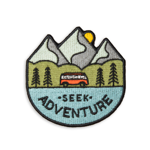Seek Adventure Patch