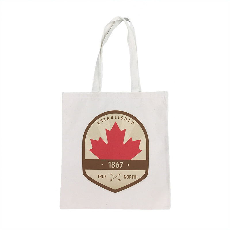 "Canadiana ""Canada 1867"" Tote Bag - George Brown College"
