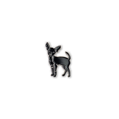Chihuahua Enamel Pin - George Brown College