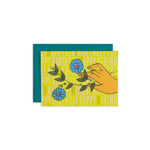 Handful of Daisies Card - George Brown College