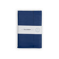 Tailored Leather Folio (Blue) - George Brown College