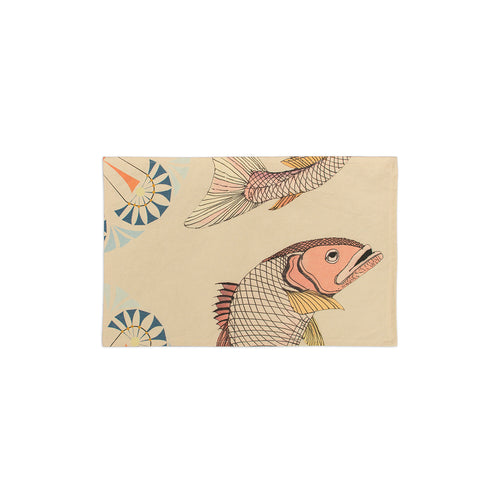 "Linen ""Fish"" Placemat - George Brown College"