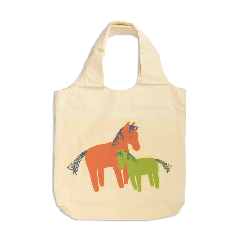 """Horses"" Tote Bag - George Brown College"