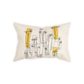 Abstract Faces Pillow Cover - George Brown College