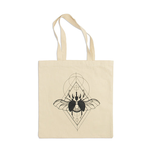 Geo Beetle Tote Bag - George Brown College