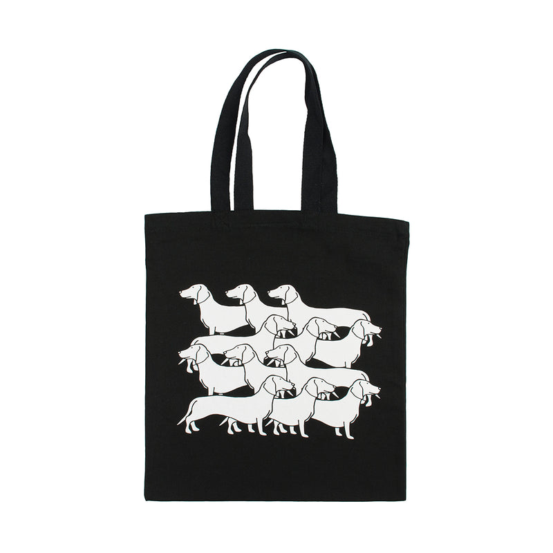 Hot Doggin Tote Bag - George Brown College