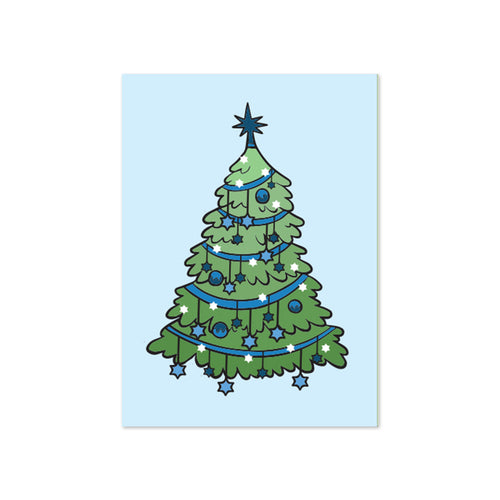 Holiday Tree Card