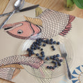 Fish Placemat - George Brown College