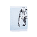 Girl Holding Fish Tea Towel - George Brown College