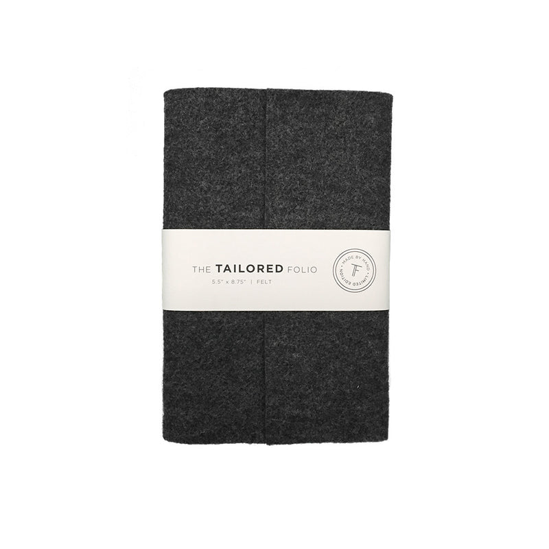 Tailored Felt Folio - George Brown College