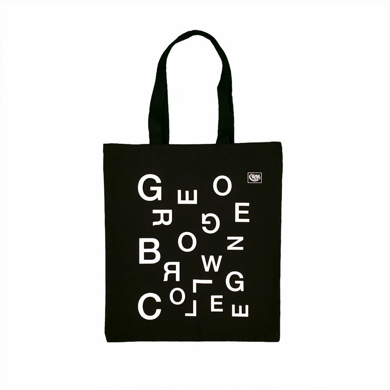 GBC Typography Tote Bag - George Brown College