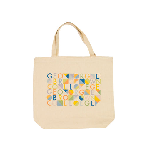 GBC Connections Tote Bag - George Brown College
