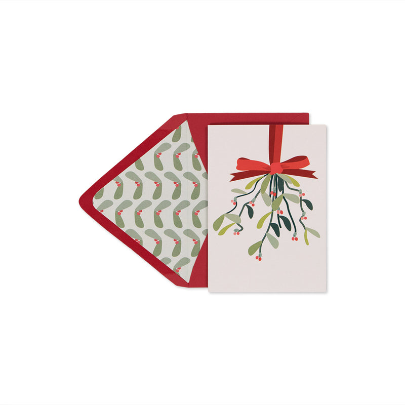 Mistletoe Holiday Card - George Brown College