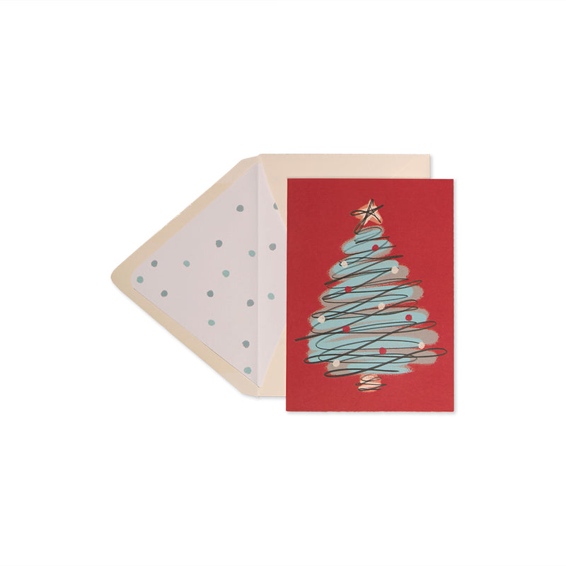 Tree Holiday Card - George Brown College