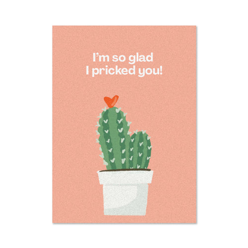 Prickled You Valentine