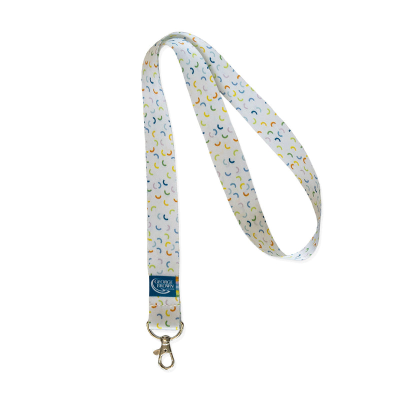 Macaroni Lanyard - George Brown College
