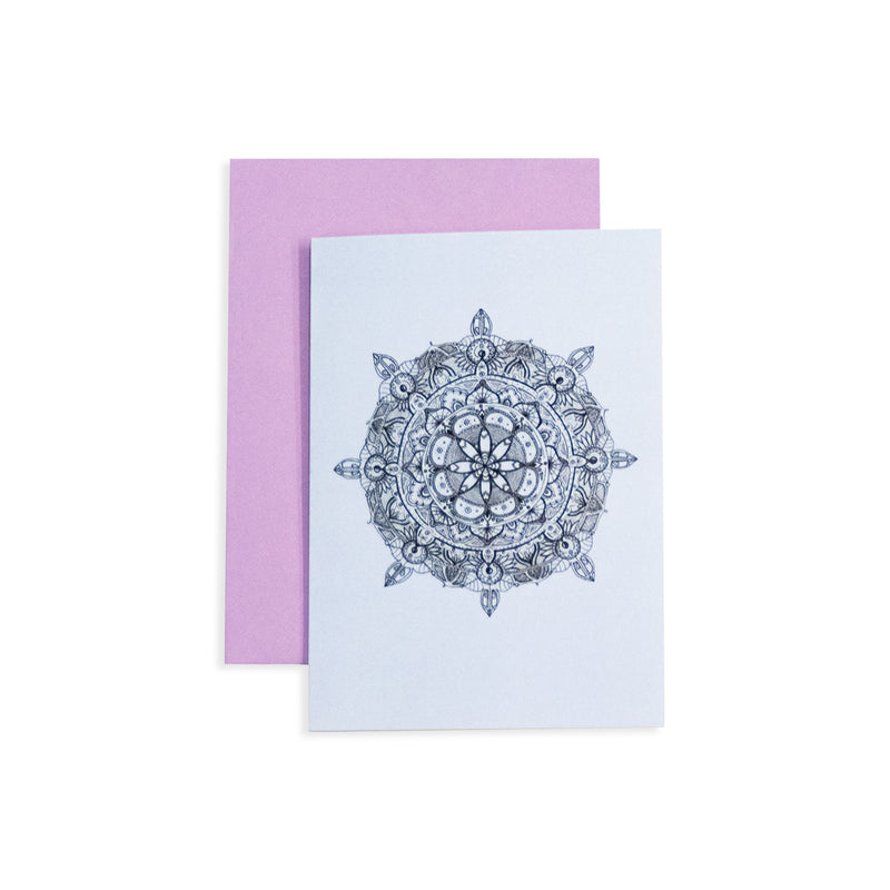 Mandala Card - George Brown College