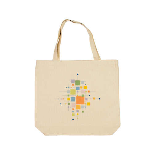 GBC Mid-Century Modern Tote Bag - George Brown College