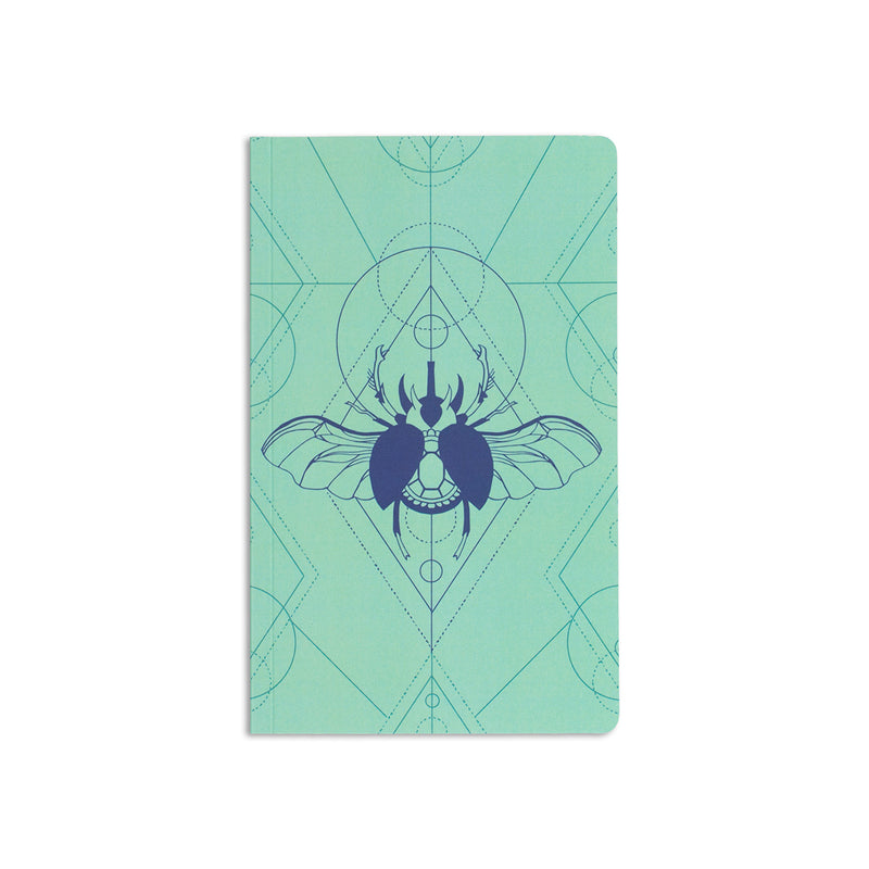 Geo Beetle Notebook - George Brown College