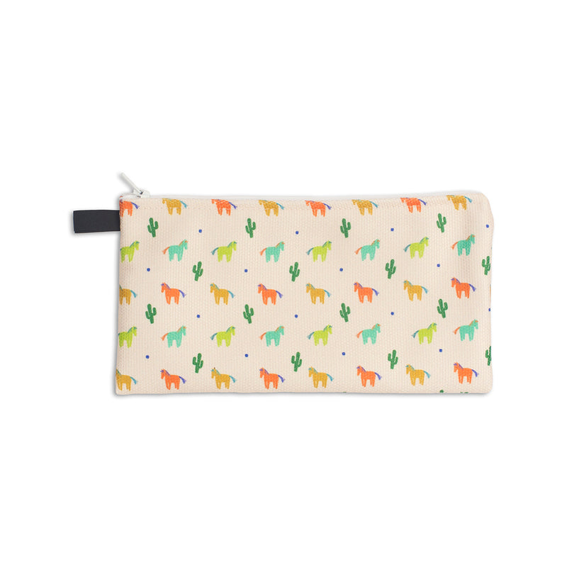 Desert Horses Pencil Case - George Brown College