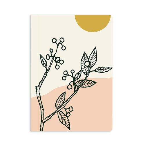 "Branwen Quiano 7x10"" Notebook"