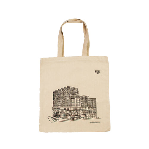 GBC Daniels Building Tote Bag - George Brown College