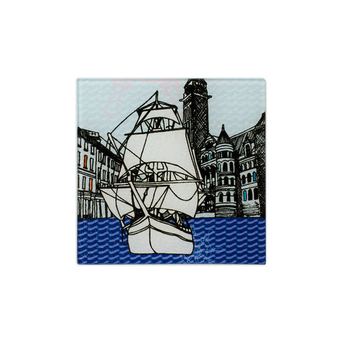Sailboat Trivet - George Brown College