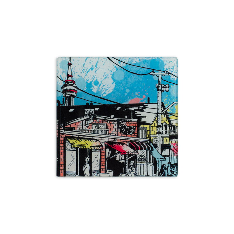 Kensington Market Trivet - George Brown College