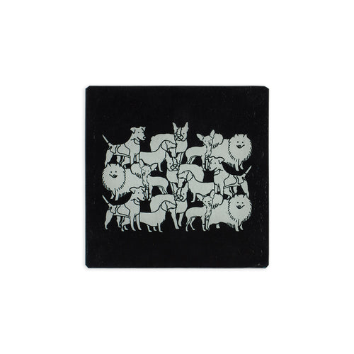 Mixed Dog Party Trivet - George Brown College