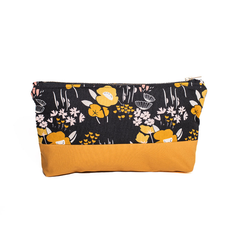 Wild Flowers Zip Case - George Brown College