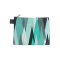Graphic Forest Zip Pouch - George Brown College