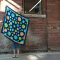 GBC 50th Pathways Silk Scarf - George Brown College