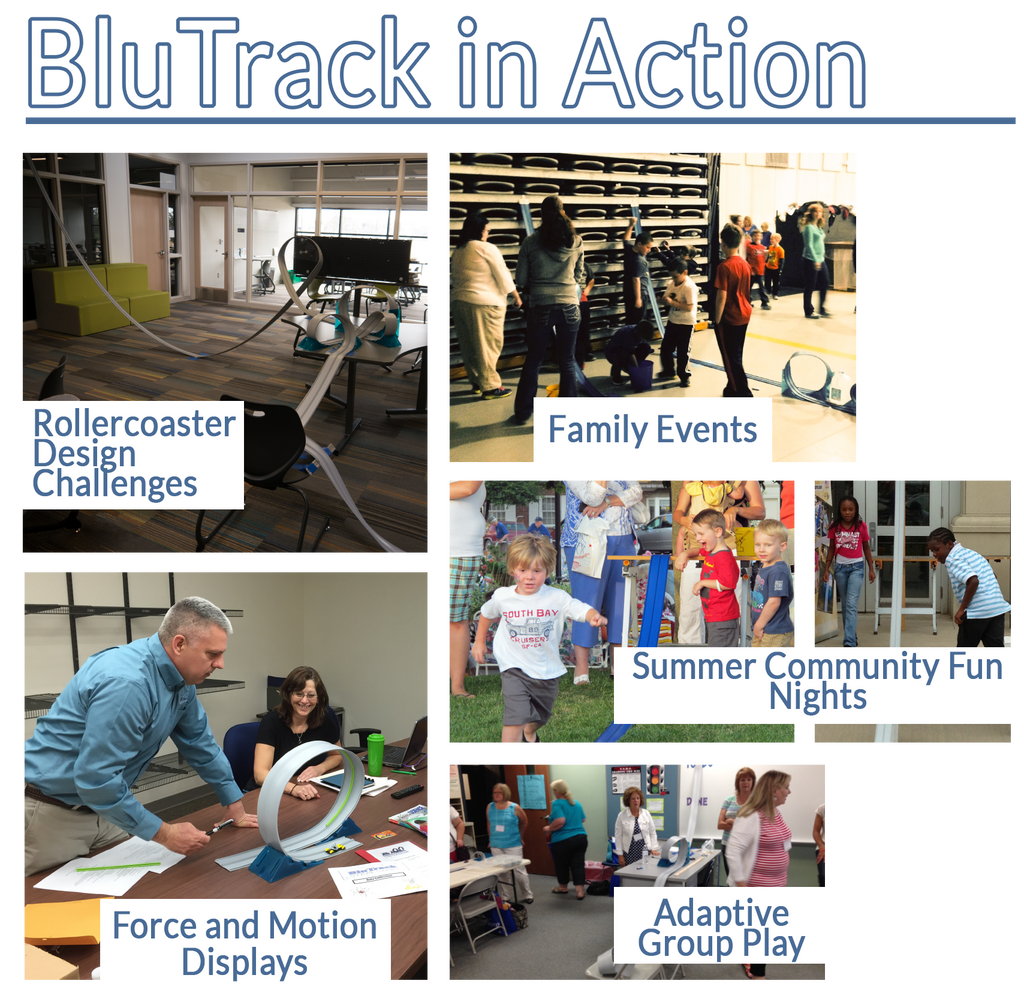 BluTrack in Action