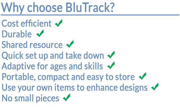 Why choose BluTrack?