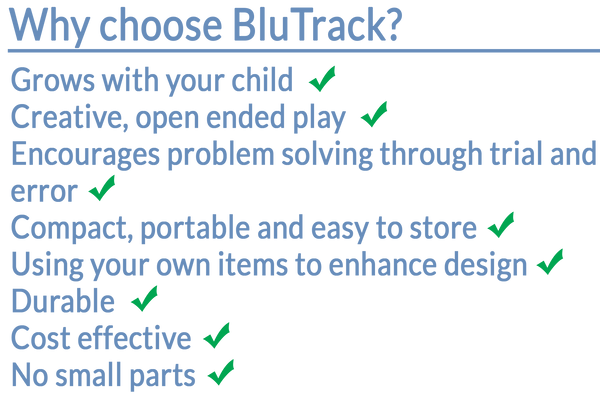 Why BluTrack?