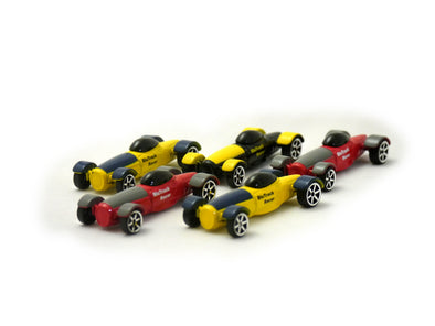 BluTrack® Racers (5 pack)