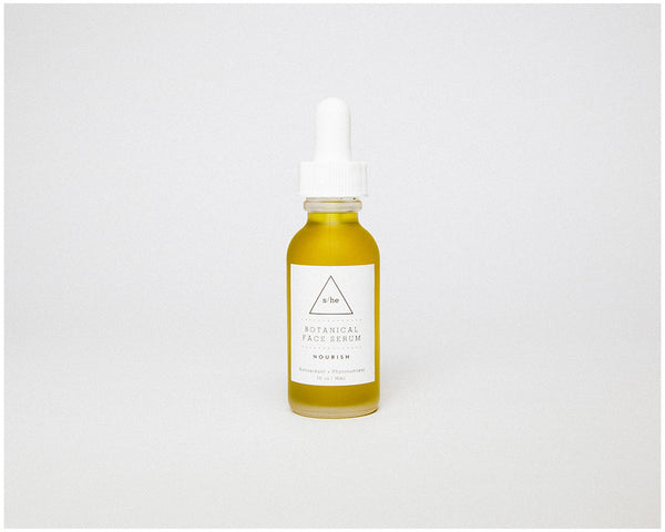 BOTANICAL FACE SERUM