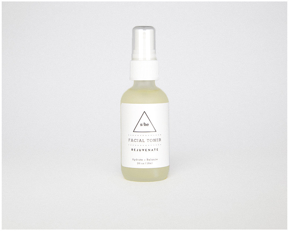 REJUVENATING FACE TONER