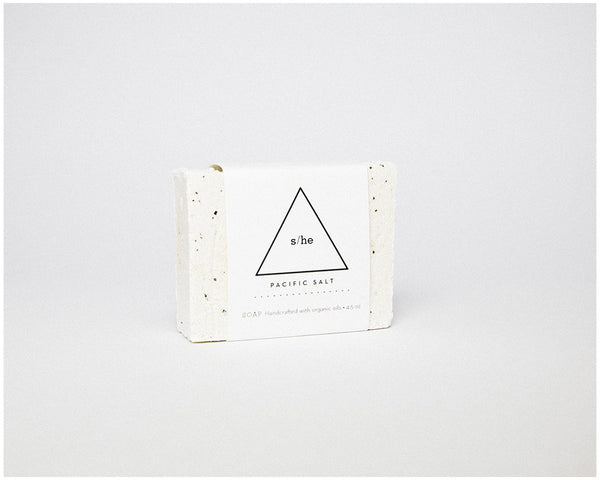 PACIFIC SALT Soap