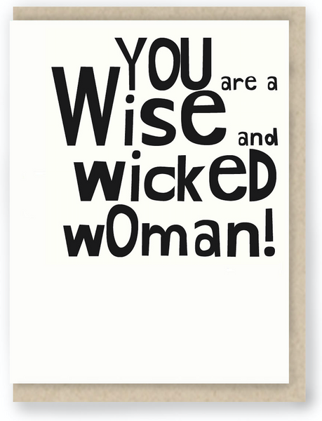 153 - WICKED WOMAN