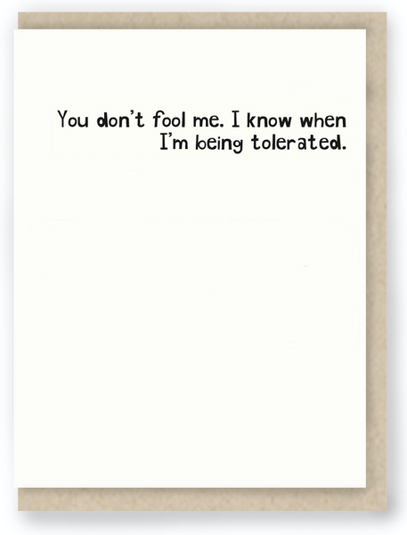 537 - TOLERATED