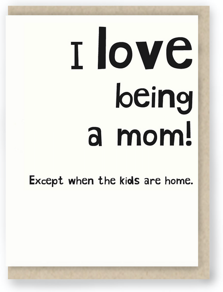 510 - LOVE BEING A MOM