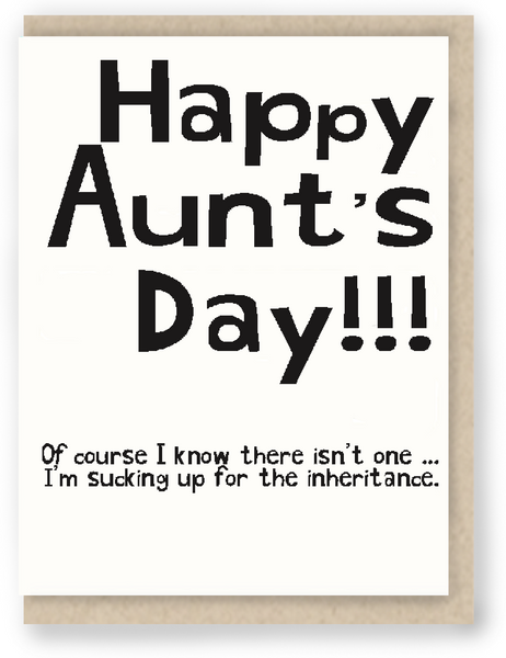 999 - Happy Aunt's Day