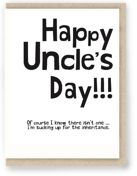 998 - Happy Uncle's Day