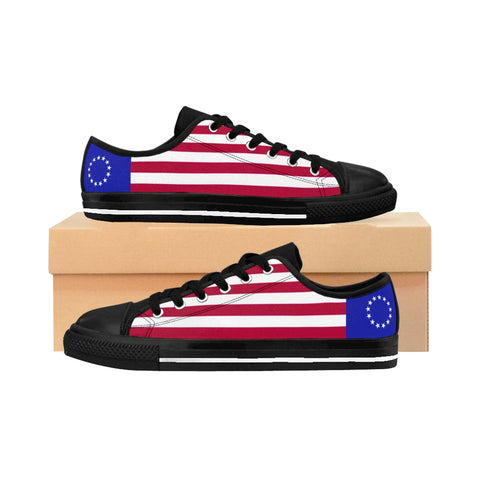 Betsy Ross Shoes, by Prime Patriot
