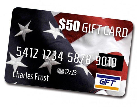Patriot Club GiftCard