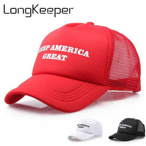 ! KEEP AMERICA GREAT Hat 2020